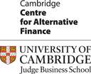 Cambridge Centre for Alternative Finance logo