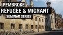 Pembroke Refugee & Migrant Seminar logo
