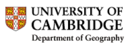 Department of Geography - Seminars in Cultural and Historical Geography logo