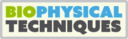 Biophysical Techniques Lecture Series 2018 logo