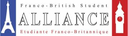 Cambridge University Franco-British Student Alliance logo