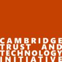 Trust & Technology Initiative - interesting events logo