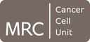 MRC Cancer Cell Unit Annual Lecture logo