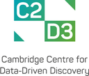 Cambridge Centre for Data-Driven Discovery (C2D3) logo