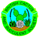 British Cactus &amp; Succulent Society (Cambridge Branch) logo