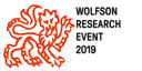 Wolfson Research Event 2021 logo