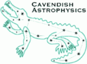 Cavendish Astrophysics Summary logo