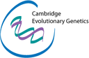Cambridge Evolutionary Genetics logo