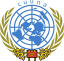 Cambridge University United Nations Association (CUUNA) logo