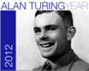 Turing Centenary Conference logo