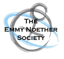 The Emmy Noether Society: Women that Count logo