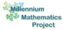 Millennium Mathematics Project logo