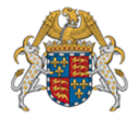 Boys Smith Room, Fisher Building, St Johns College logo