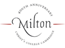 Milton 400th Anniversary Lectures logo