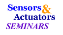 Sensors & Actuators Seminar Series logo
