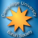 Cambridge University Bahá'í Society logo