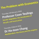 Arrol Adam Lectures 2016 | The Problem with Economics logo