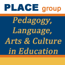 Pedagogy, Language, Arts & Culture in Education (PLACE) Group Seminars logo