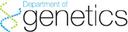 Genetics Department Seminar Series logo