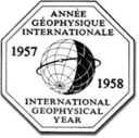International Geophysical Year reading group 16-17 logo
