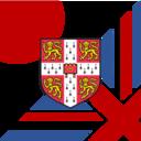 Japanese Society in Cambridge ケンブリッジ日本人会 logo