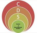 Centre of Development Studies Lecture series logo