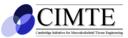 Cambridge Initiative for Musculoskeletal Tissue Engineering logo