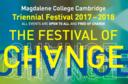 Magdalene Festival of Change logo