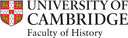 Faculty of History events logo