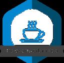ReproducibiliTea Cambridge logo
