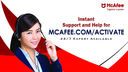 Mcafee Activate  logo