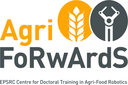 EPSRC Centre for Doctoral Training -- Agriforwards CDT (CAMBRIDGE) logo