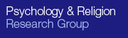 Psychology and Religion Research Group (PRRG) logo