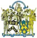 Armourers and Brasiers Cambridge Forum logo