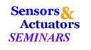 Sensors & Actuators Seminar Series logo