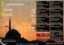 Experience Islam Week 2008 logo