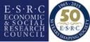 ESRC Doctoral Training Centre logo
